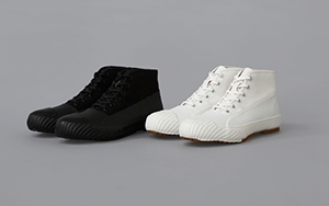 GS Rain Shoes by MOONSTAR ¥16,000