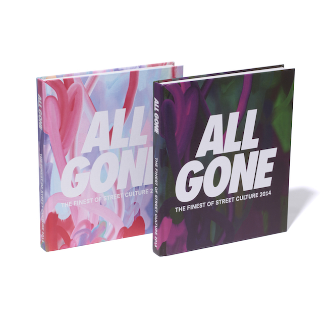 ALL GONE -THE FINEST OF STREET CULTURE
