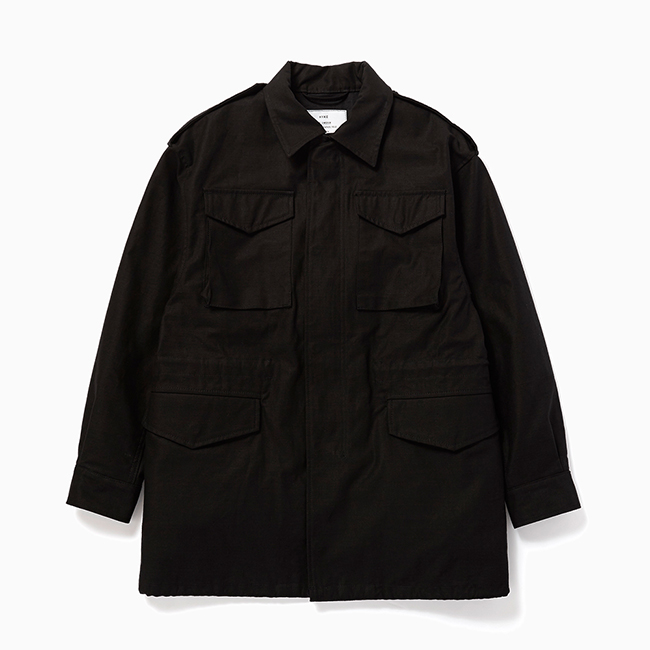 FIELD JACKET(BIG SIZE) ¥40,000 | © the POOL aoyama