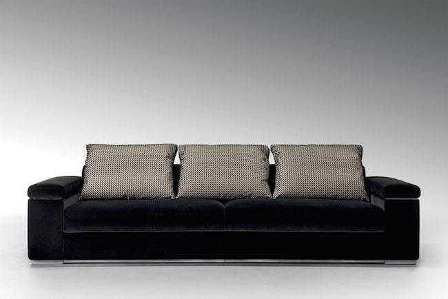 Hudson Sofa Front | © Fendi