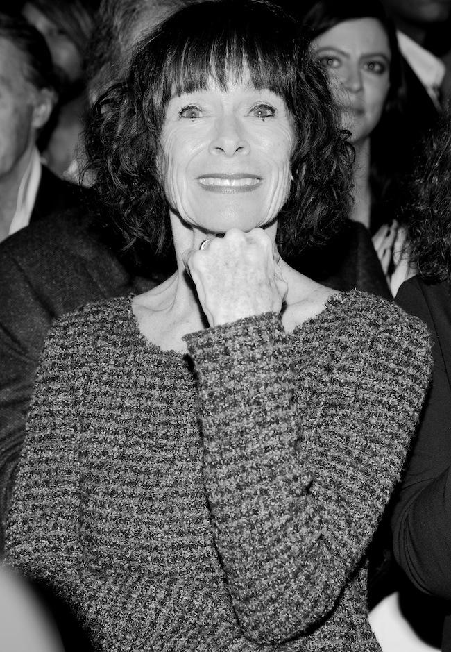 Chanel のアンバサドレスとしてフィルム作品にも数多く登場する Geraldine Chaplin (ジェラルディン・チャップリン)。| © Chanel