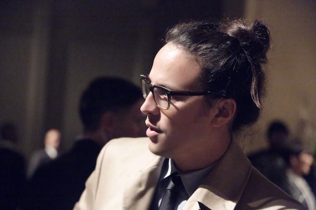 映画監督の Cary Fukunaga (キャリー・フクナガ) | © Chanel