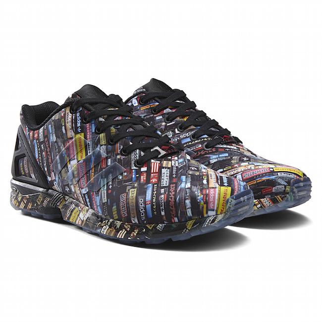 adidas Originals Flagship Store Tokyo 限定スニーカー ZX FLUX TOKYO ¥13,200 ※4月24日(金)より予約開始、5月中旬より発売予定 | © adidas Originals