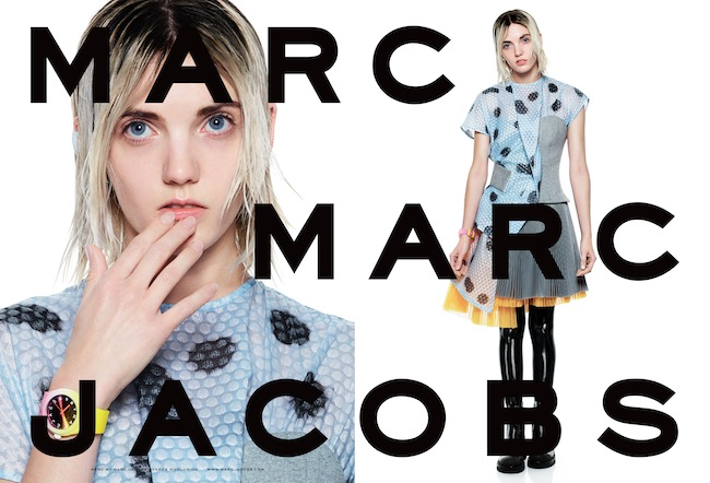 Katie Hillier と Luella Bartley による Marc By Marc Jacobs 2015年春夏キャンペーン