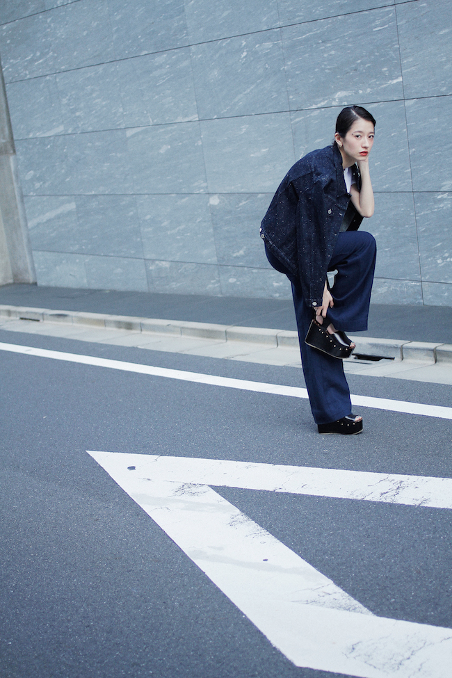 Photography by Kazuma Iwano Courtesy of Droptokyo