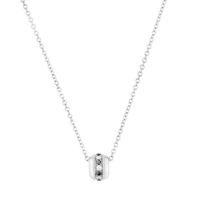 POSSESSION ペンダント (WG、ブリリアントカット ダイヤモンド、ブラックダイヤモンド) ¥ 210,000 | © Piaget