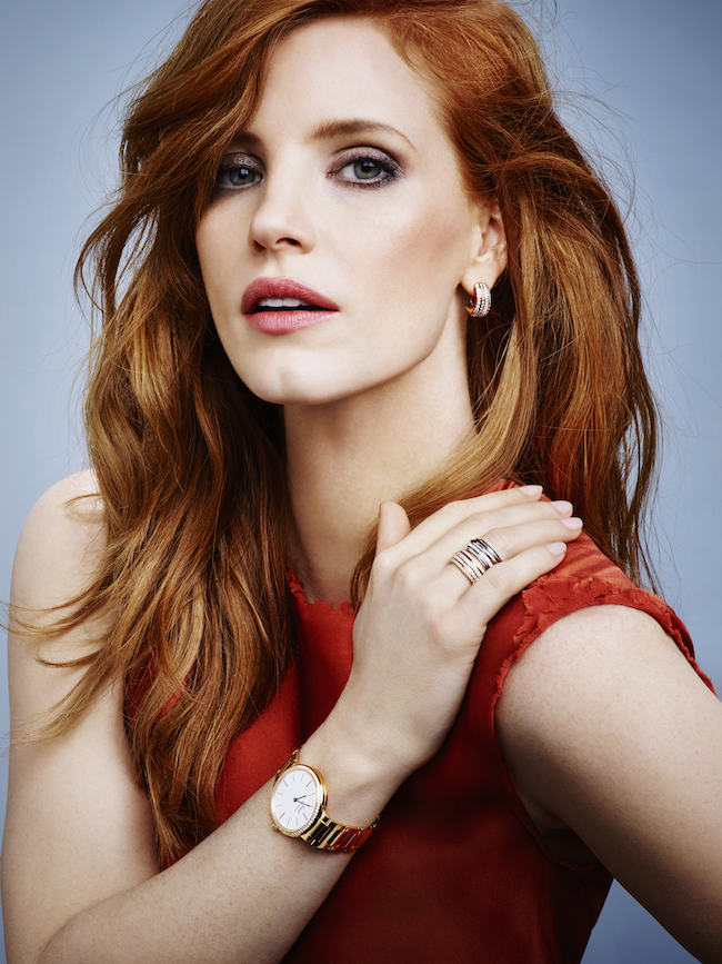 Jessica Chastain | © Piaget