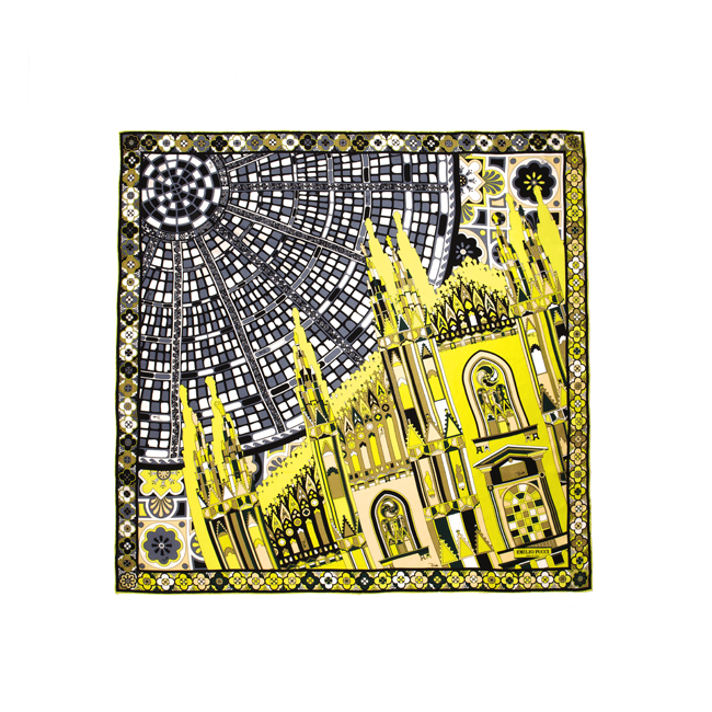 Cities of the World Ⅱ Milan ¥ 45,000 | © EMILIO PUCCI