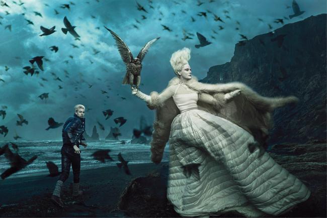 Photography: Annie Leibovitz | © Moncler