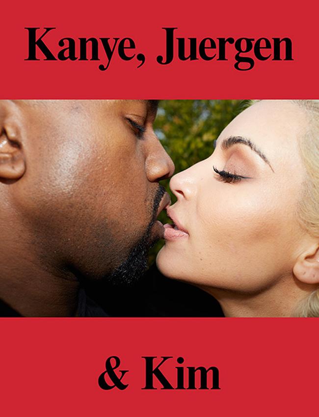 Kanye, Juergen & Kim