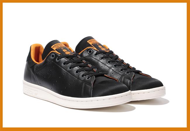 adidas Originals × PORTER Stan Smith BLACK ¥ 16,000 | © adidas Originals