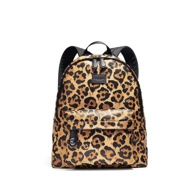 Wild Beast Small Campus Backpack ¥ 90,000 ※ COACH新宿限定   © COACH