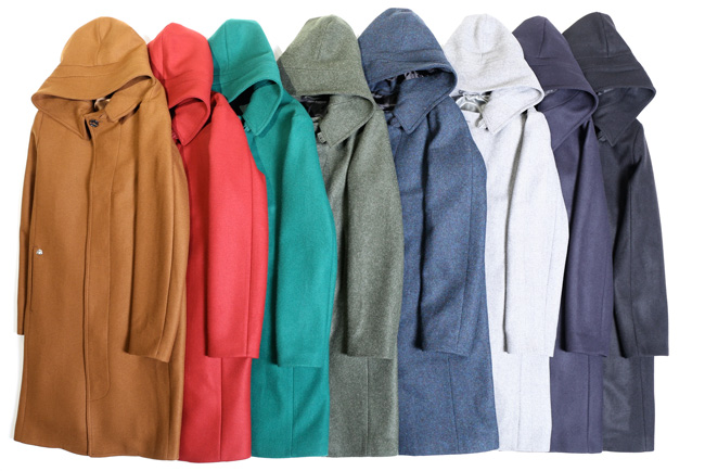 BLESS HOODCOAT COLLECTION