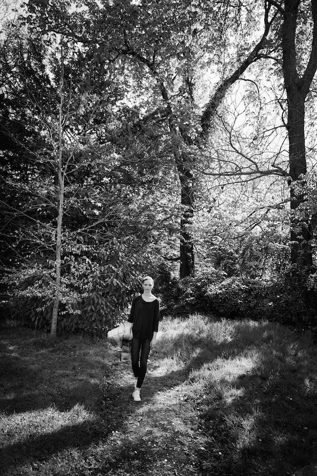 Peter Lindbergh (ピーター・リンドバーグ) | © Moncler