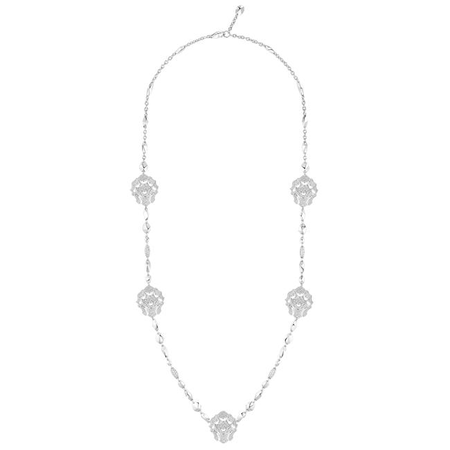 Sous le Signe du Lion ロングネックレス (WG、ダイヤモンド 6.45 ct) ¥ 9,880,000 | © Chanel