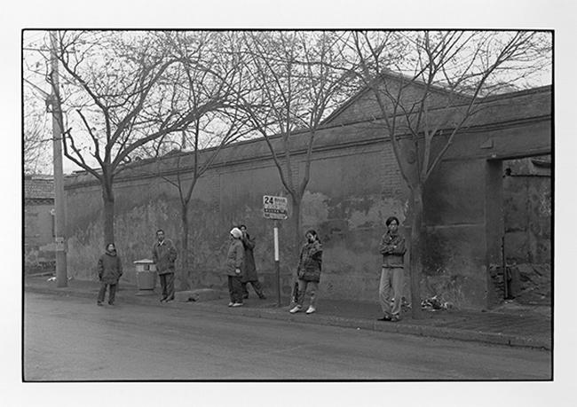 「北京」 1997 ©Kazuo Kitai