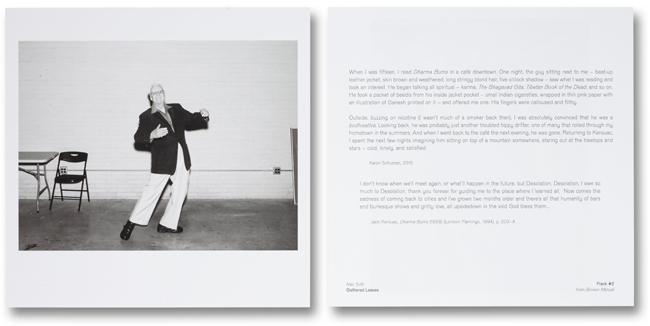 大判ポストカードは全部で29枚同封。こちらの1枚は『Songbook』 (2015年) より | © Alec Soth 2015 courtesy MACK
