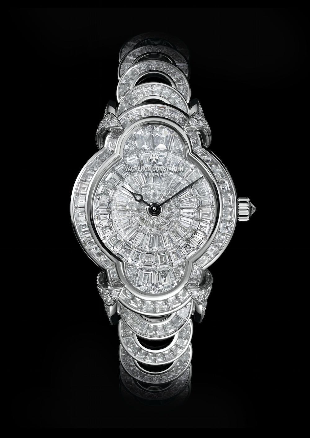 「ウール・クレアティブ・ウール・ロマンティック バゲットカットダイヤモンド」¥ 85,350,000 | © Vacheron Constantin