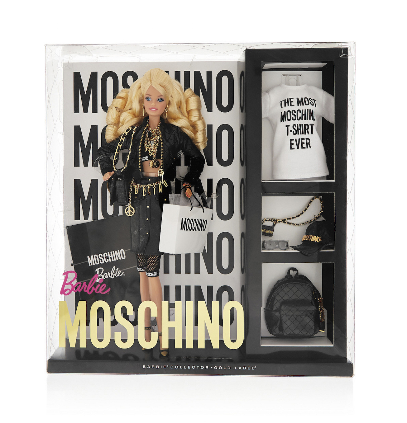 Moschino × Barbie €140 (約 ¥ 18,000)
