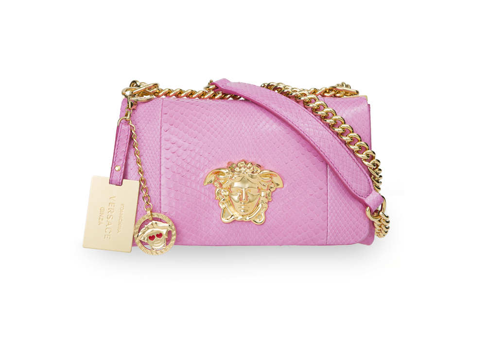 VERSACE GINZA LIMITED EDITION BAG ※世界限定 1 個 ¥ 397,000 | © Versace