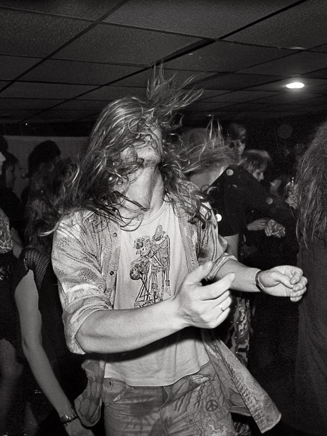 Photography: Derek Ridgers