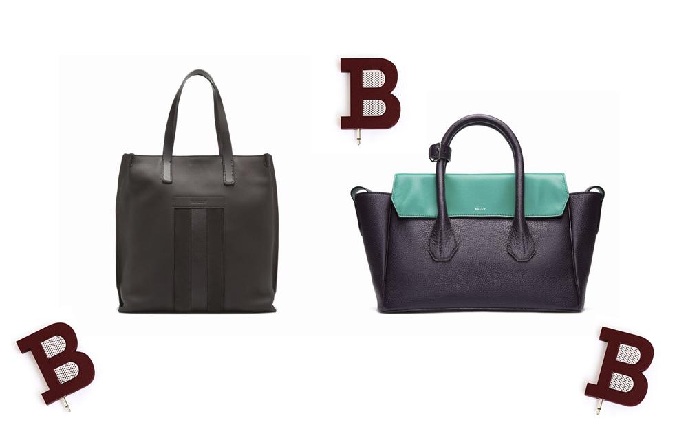 (左) BLISSON (ブリッソン) ¥ 178,200 (右) SOMMET FOLD SMALL (ソメ フォールド スモール)¥ 216,000 ※ともにオンライン限定 (Bモチーフのポータブルスピーカーはオンラインストア特典)
