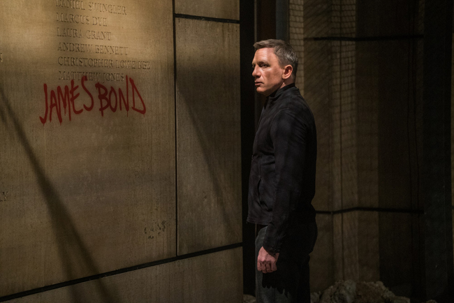 SPECTRE © 2015 Metro-Goldwyn-Mayer Studios Inc., Danjaq, LLC and Columbia Pictures Industries, Inc. All rights reserved.