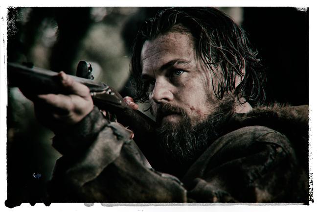 『レヴェナント:蘇えりし者』© 2015 Twentieth Century Fox Film Corporation. All Rights Reserved.