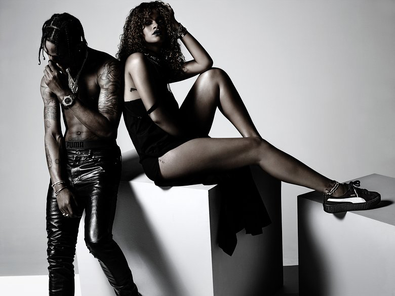 Rihanna × Puma 2015-16年秋冬コレクション | © Puma