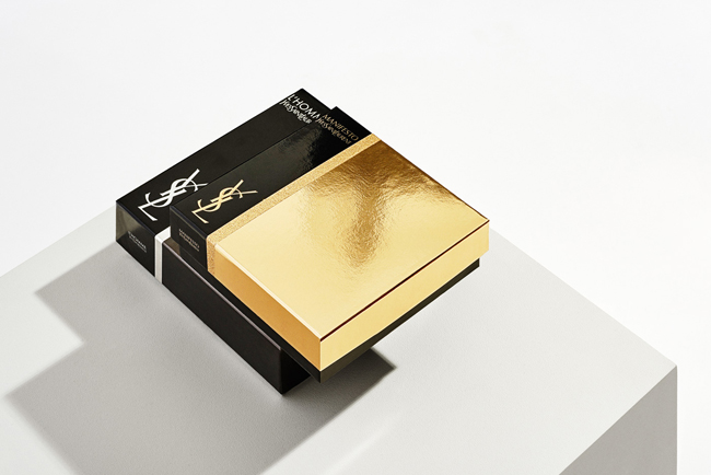 Yves Saint Laurent Parfums | Artwork and design consulting commissioned by Yves Saint Laurent Beauté Design by Homework ©Yves Saint Laurent Beauté