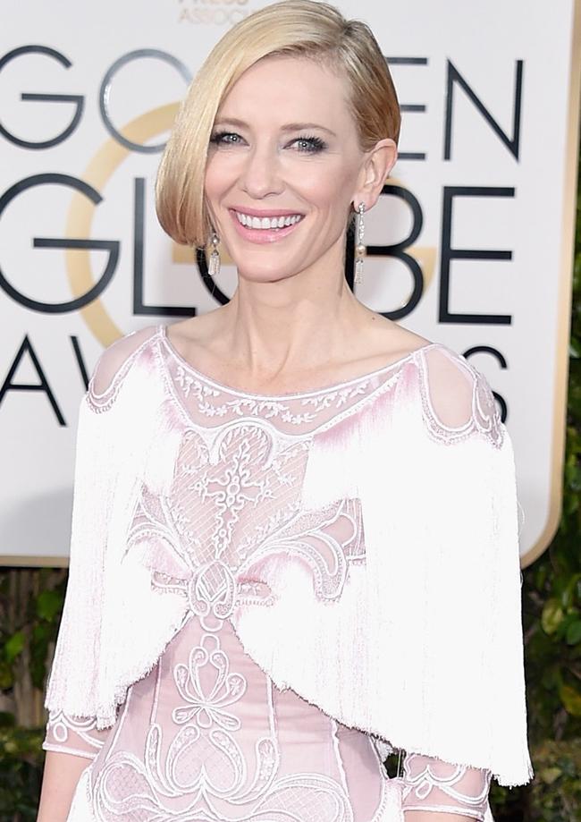 Cate Blanchett (ケイト・ブランシェット) | © Givenchy by Riccardo Tisci