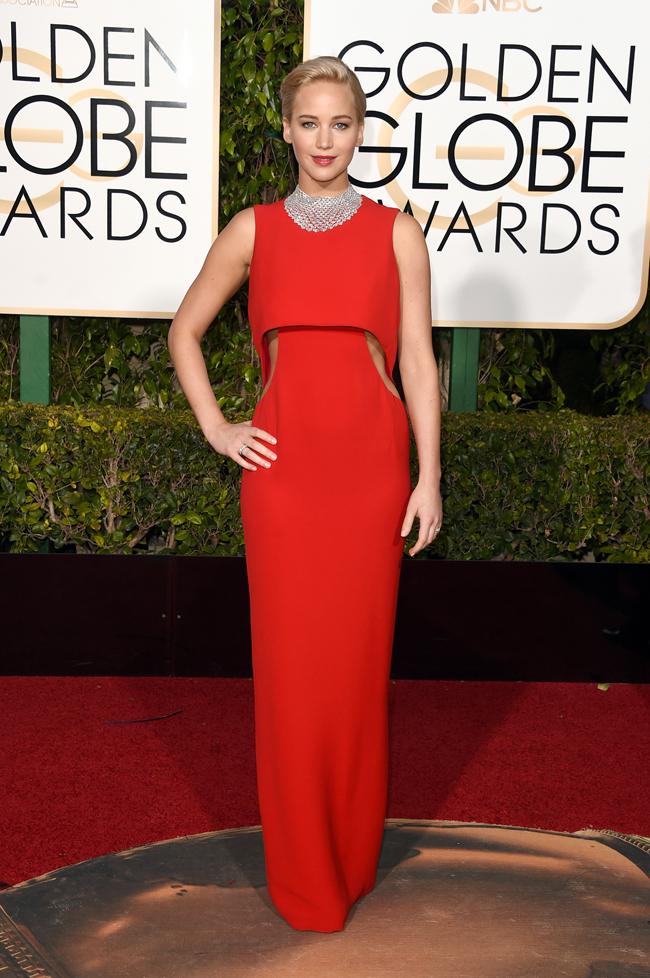 Jennifer Lawrence (ジェニファー・ローレンス) | © GettyImages