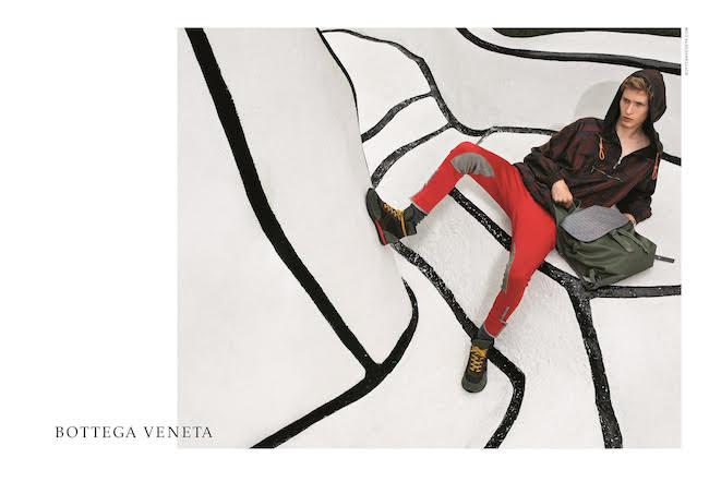Photography: Viviane Sassen | © Bottega Veneta