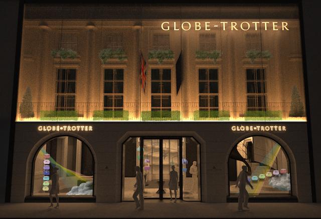 GLOBE-TROTTER GINZA 店舗イメージ