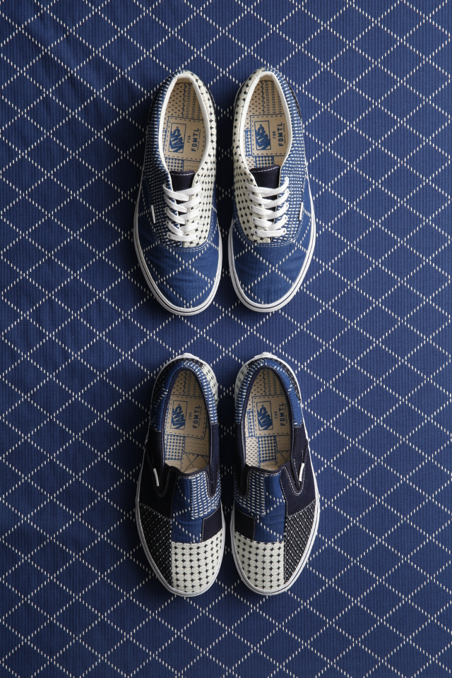 VANS for FDMTL SLIP ON / ERA ¥15,000