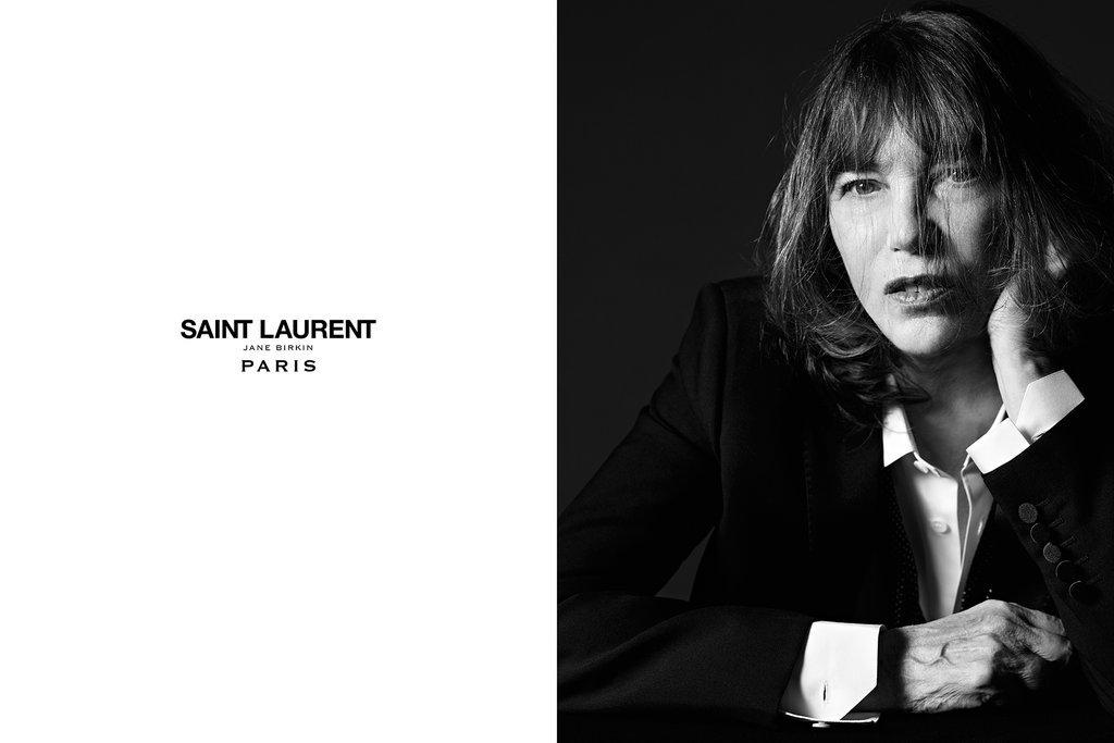 Photo by Hedi Slimane © Saint Laurent