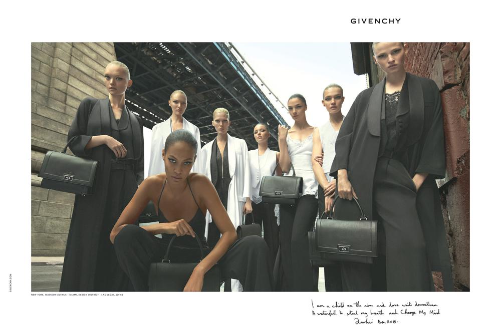 Givenchy Spring Summer 2016 | Photography: Mert Alas & Marcus Piggott