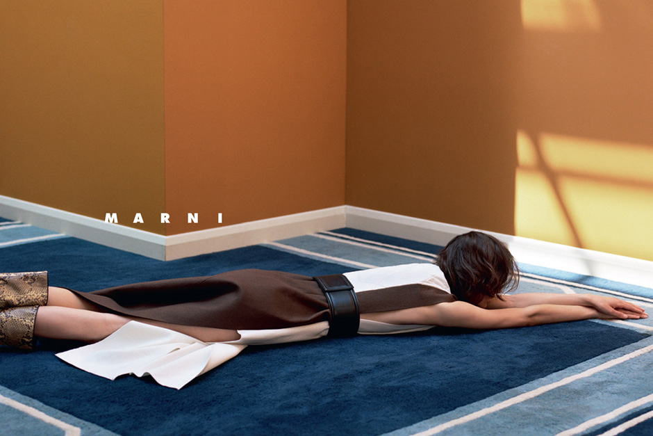 Marni Fall Winter 2015 | Photography: Jackie Nickerson