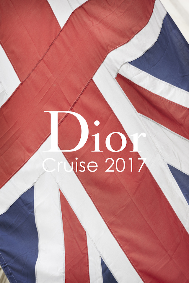 DIOR CRUISE-TEASING LONDON 1