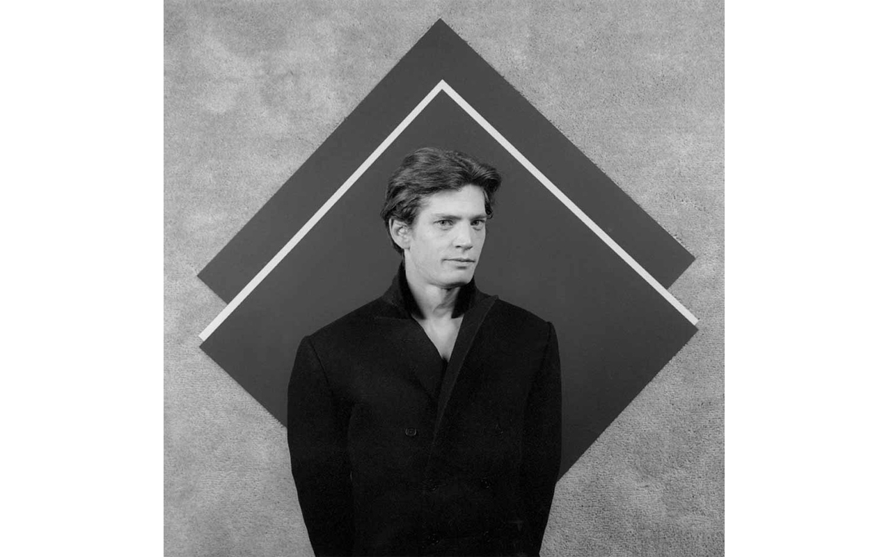 SELF PORTRAIT, 1983. SILVER GELATIN PRINT | Image via www.alisonjacquesgallery.com