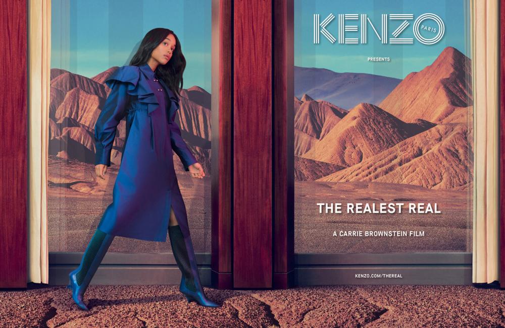 KENZO Fall Winter 2016