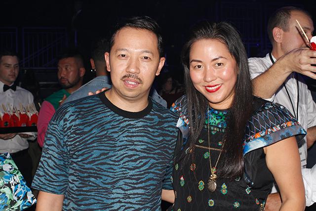 Humberto Leon & Carol Lim | ©︎ The Fashion Post
