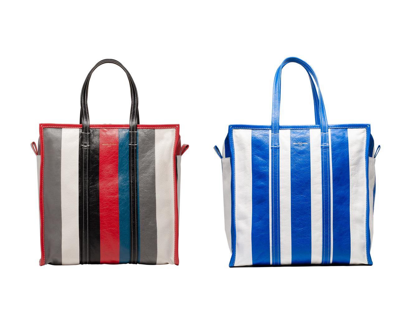 (左から) 「BAZAR」バッグ 2017年ホリデー新作、リゾート新作