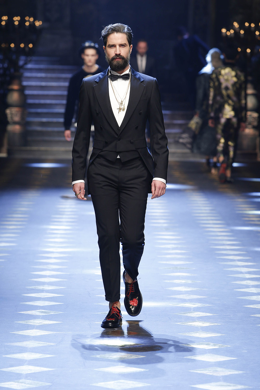 Jack Guinness (ジャック・ギネス) | © Dolce&Gabbana