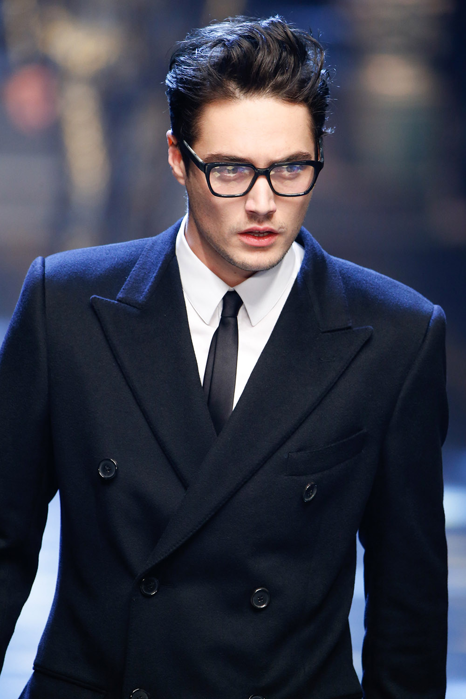 Levi Dylan (レヴィ・ディラン) | © Dolce&Gabbana