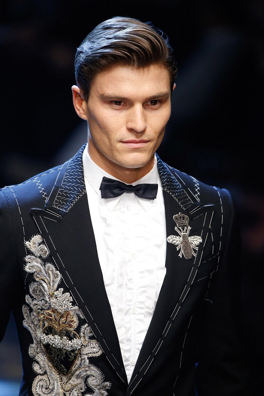 Oliver Cheshire (オリバー・チェシャ) | © Dolce&Gabbana