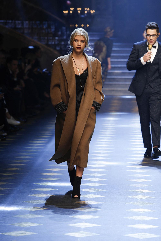 Sofia Richie (ソフィア・リッチー) | © Dolce&Gabbana