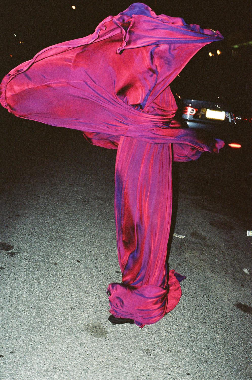 'Purple Dress' | Courtesy of Ruvan Wijesooriya