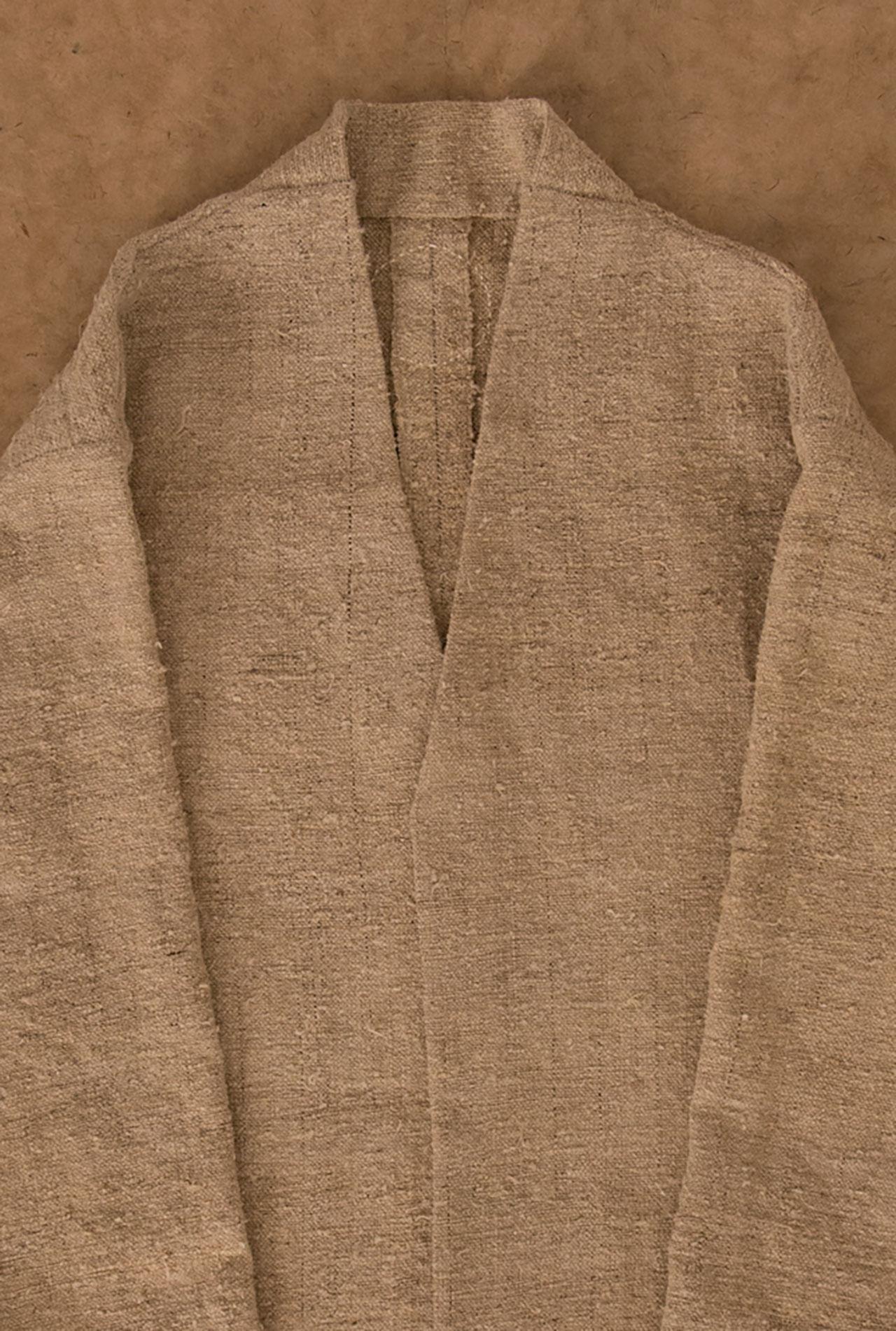 オクソザックリの羽織