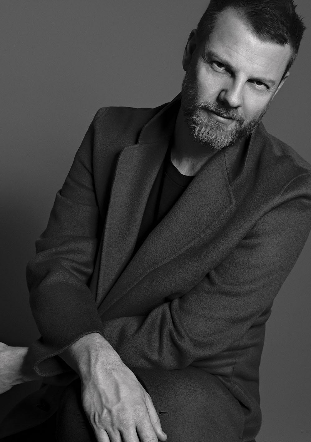 Jonny Johansson (ジョニー・ヨハンソン) | © Acne Studios